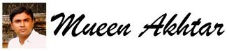 Logo Mueen Akhtar